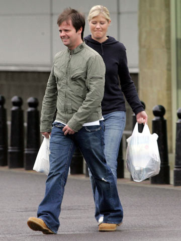 Im A Celebritys Declan Donnelly Is Engaged 5 Things You