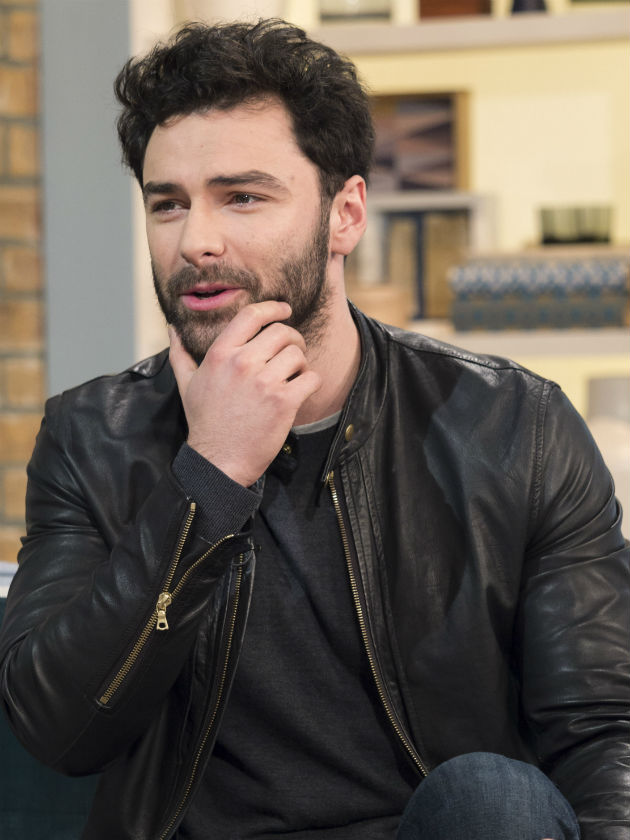 Is Aidan Turner now too FAT for Poldarks second series
