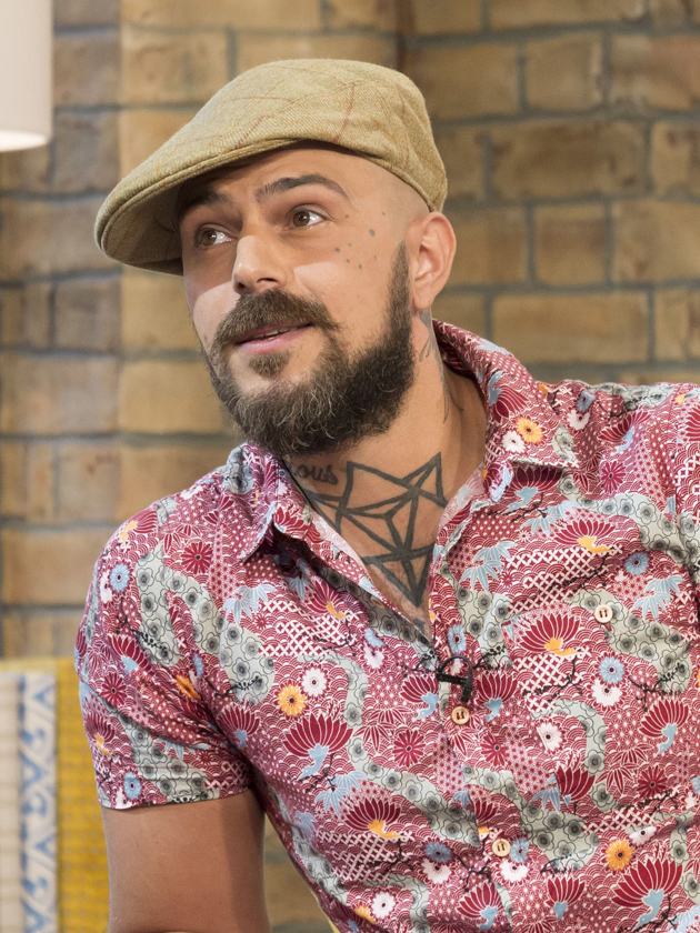 Abz Love reveals I thought drugs would kill me