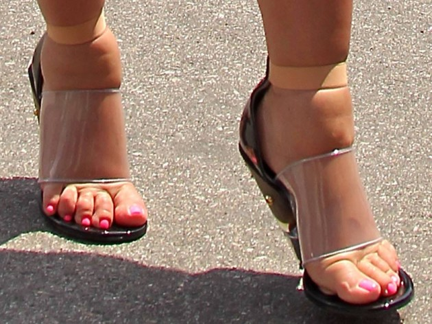 Image result for perspex shoes