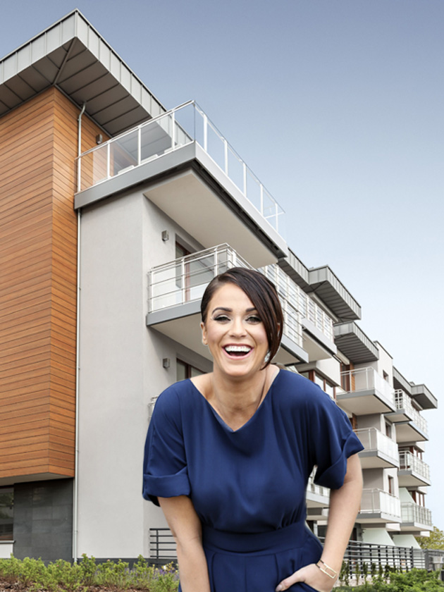 brand new kitchen cost navy cabinets see inside vicky pattison's dream £500,000 essex home!