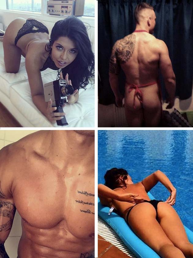 The stars of Love Islands Xrated pasts  EXPOSED