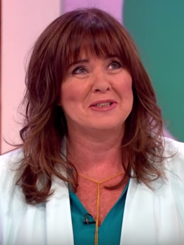 WHAT Coleen Nolan Makes Shocking Sex Toy Confession On