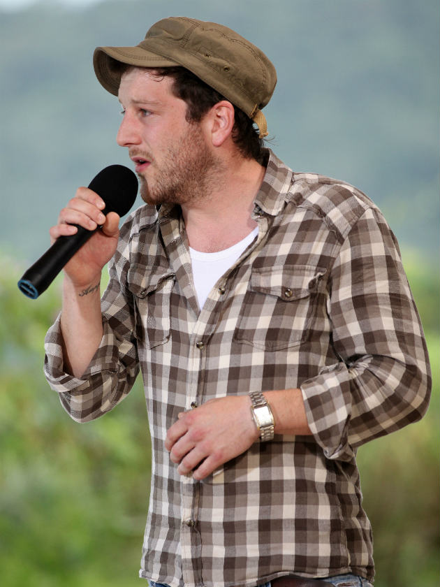 Matt Cardle reveals why part of his X Factor audition was