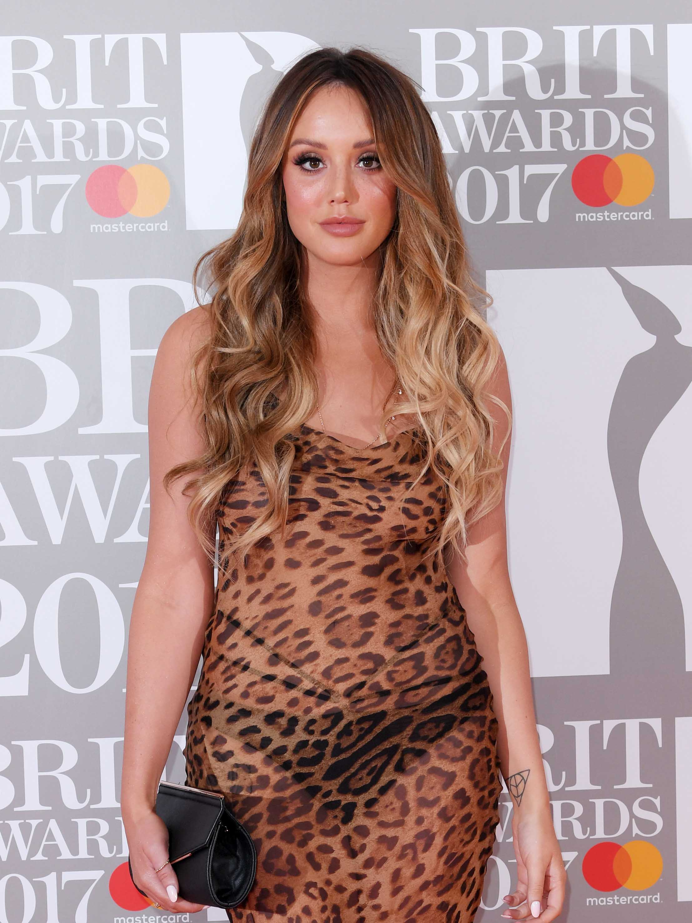 'Is she pregnant?!' Charlotte Crosby fans speculate over THIS illusion