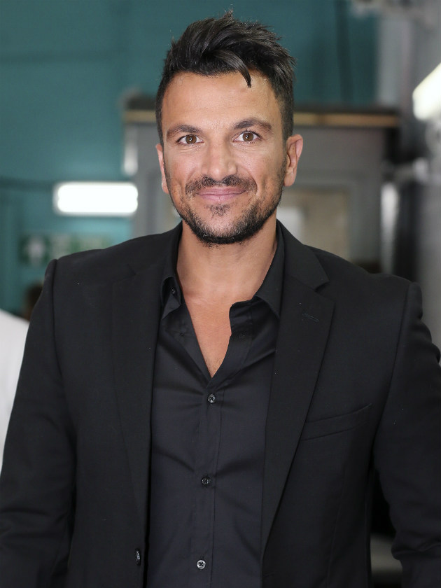 Peter Andre Reaches Out To Katie Prices Son Harvey On His 15th Birthday