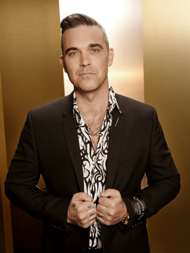 X Factor 2018 Robbie Williams reveals what really