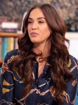 Vicky Pattison reveals she's been 'crying everyday' as she pens emotional message following John Noble split - Styleupnow