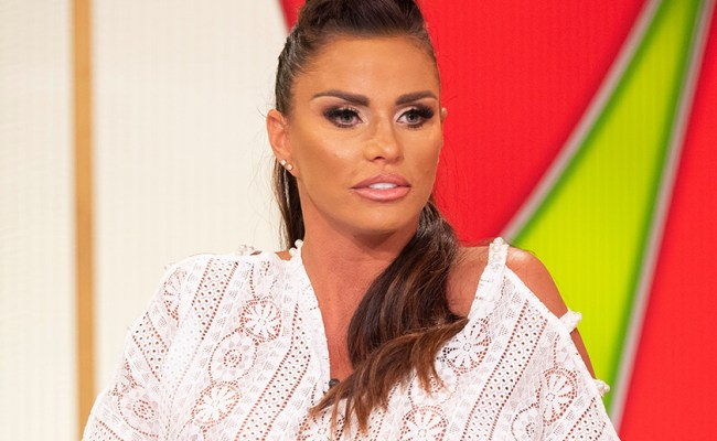 Katie Price Forced To Remove Barbie Car From Ebay For