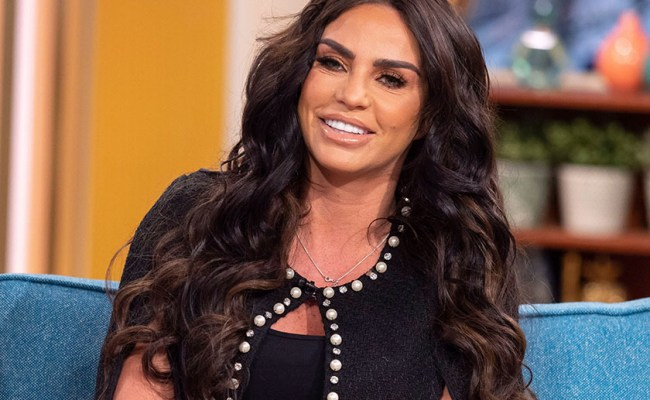 Katie Price Shares Big News Amid Claims She Doesn T Care