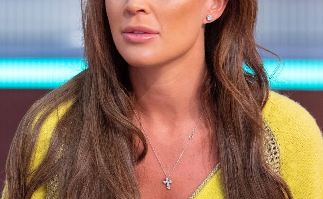 Gmb Viewers Slam Danielle Lloyd Claiming Homework Should