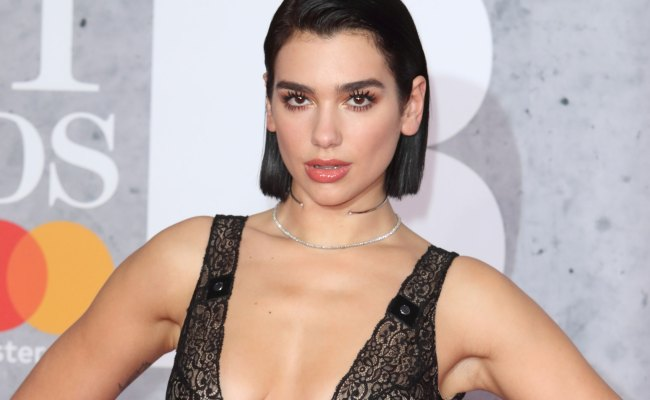 Dua Lipa Slams Trolls As They Accuse Her Of Photoshopping