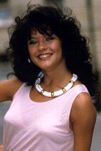 Celebrity hair  Catherine Zeta Jones then and now