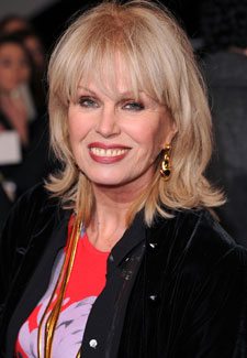 Joanna Lumleys Beauty Tips Celebrity Gossip