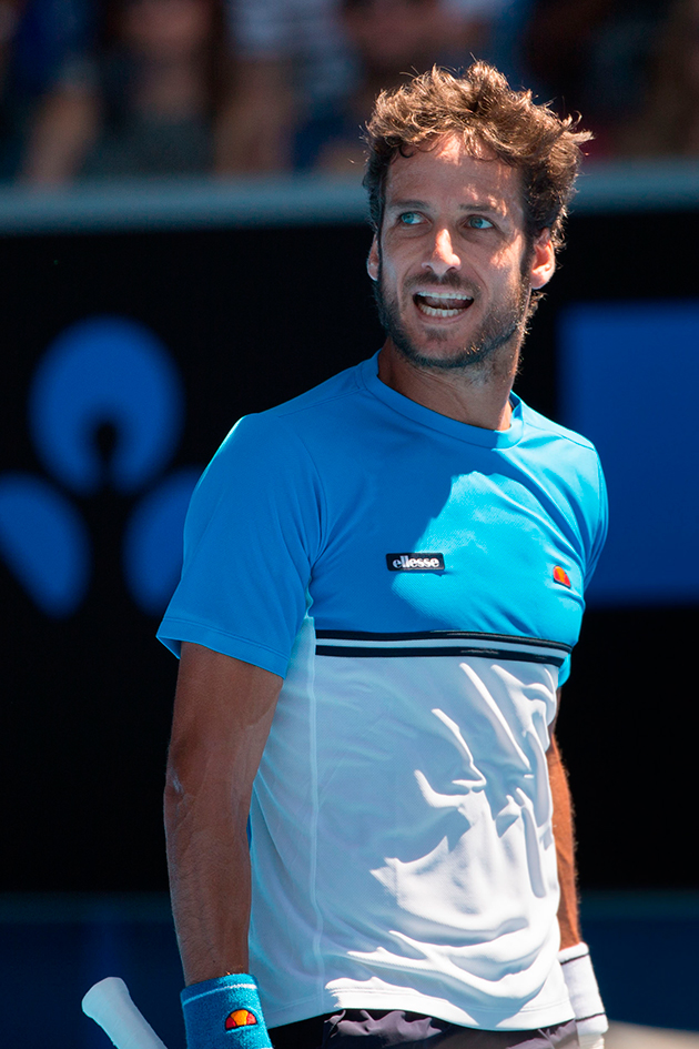 Feliciano Lopez  Womans own