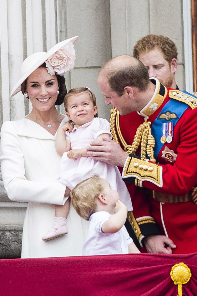 Prince William takes risk for Prince George  Princess Charlotte