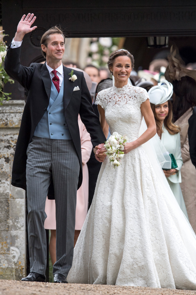 Everything you need to know about Pippa Middletons wedding