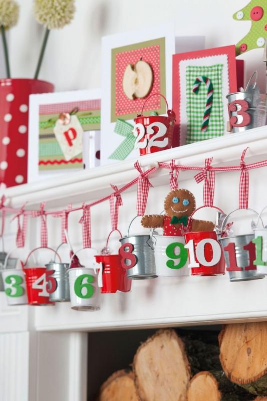 How To Make A Homemade Advent Calendar
