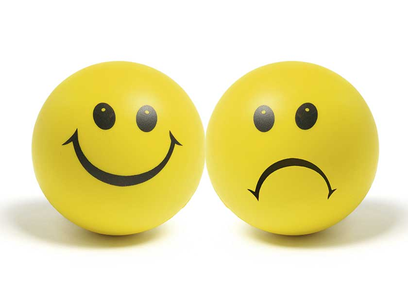 Feeling Anxious? Don't Worry, Be Happy