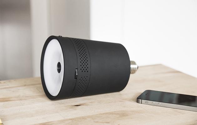 Bluetooth Smart Led Speaker Light Bulb