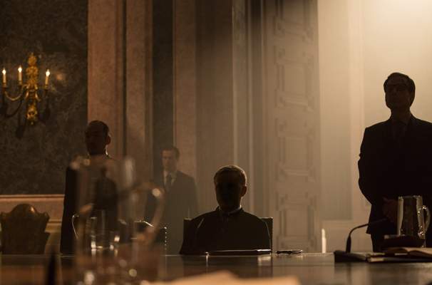 Spectre Film Review Daniel Craig S James Bond Returns