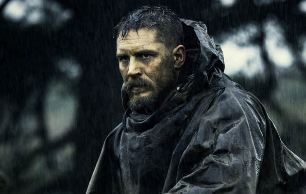 Tom Hardy: Filming Taboo for BBC1 'was harder than The Revenant'