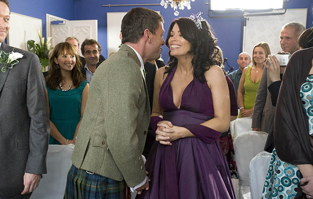 10 Years Ago in the Soaps including Coronation Street