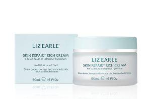 liz earle launches new moisturisers