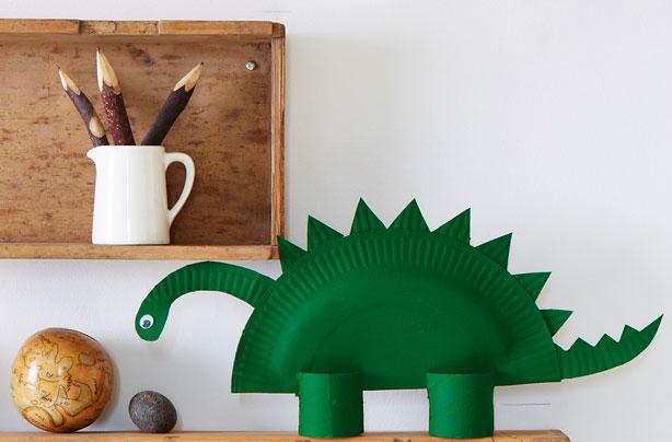 Toddler Dinosaur Cake