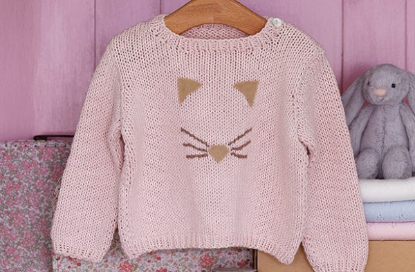 free cat knitting patterns # 78