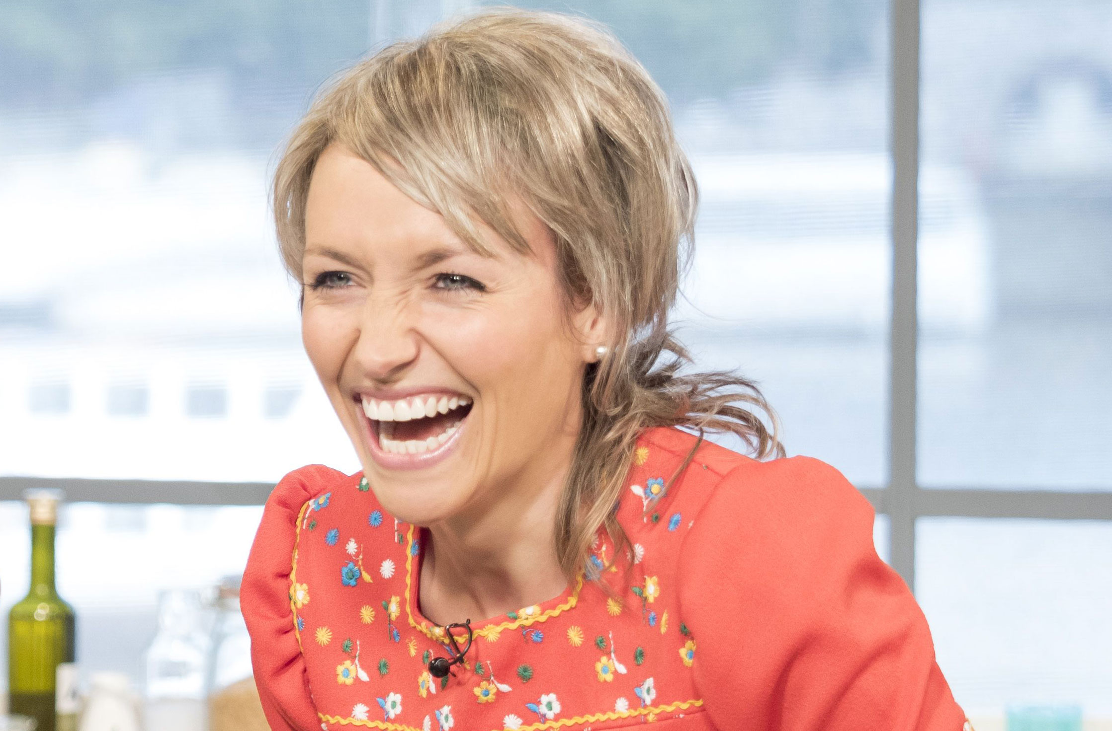 On Dispatches Breastfeeding Uncovered With Kate Quilton