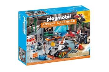 calendari dell'avvento non al cioccolato | calendario dell'avvento di bellezza | calendario dell'avvento di playmobil