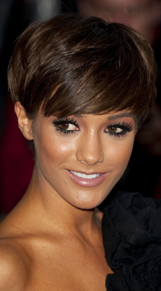 Frankie Sandford's Hair A Look Back Look