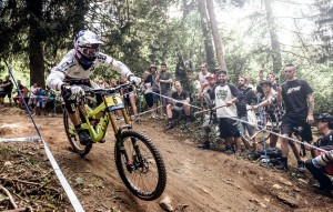 Gee Atherton - Action