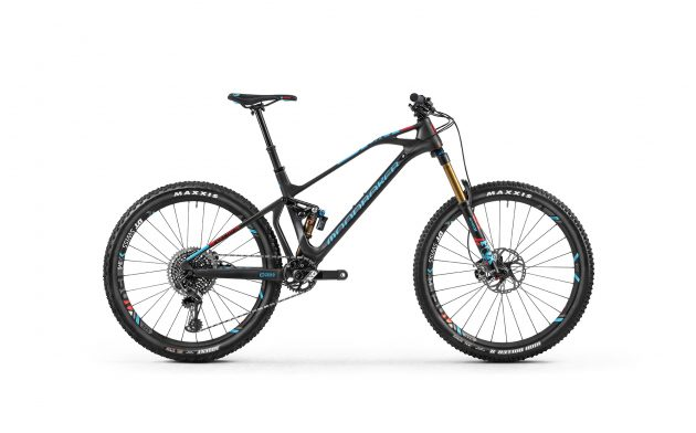 2018 Mondraker Foxy Carbon gets more travel and two grades