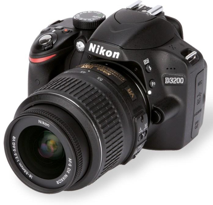 Nikon D3200 24.2 MP CMOS Digital SLR
