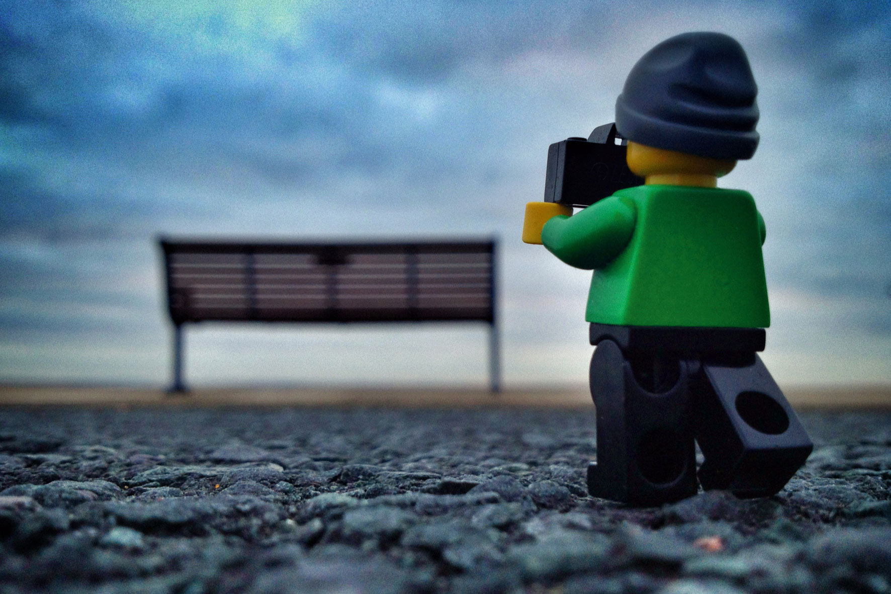 Legography  A View of the City  Amateur Photographer