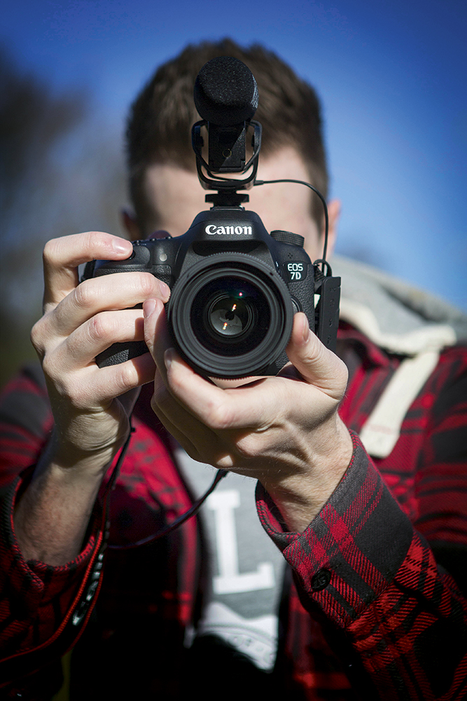Master your camera: Shooting video on the Canon EOS 7D ...