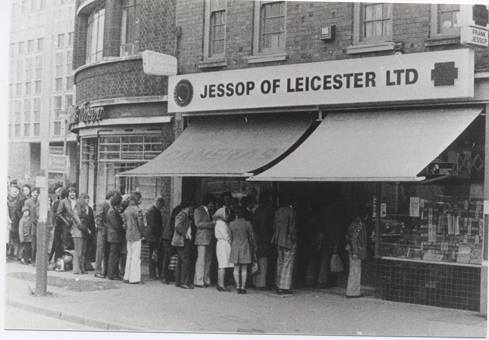 Jessops poised to make historic return to Leicester roots