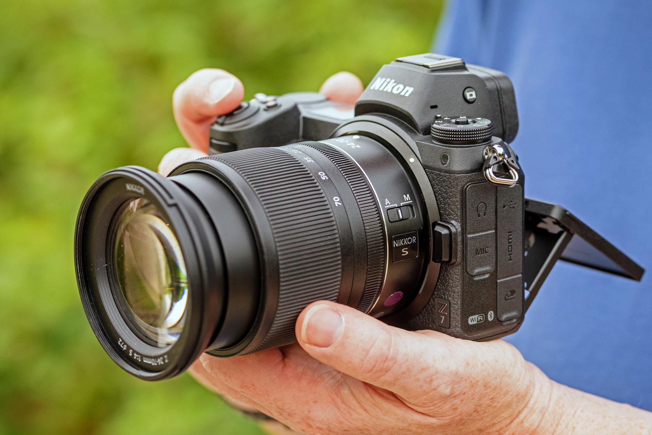 Nikon Z7 review - Page 8 of 9 - Amateur Photographer