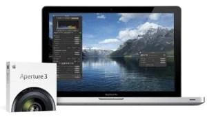 Apple Aperture 3   News   What Digital Camera