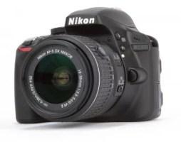 Nikon D3300 product shot 15