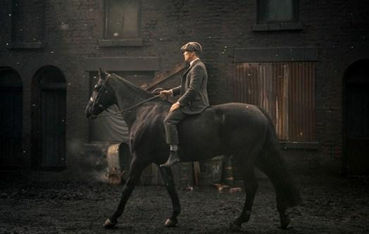 Resultado de imagen de peaky blinders horse