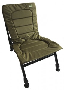 fishing chair legs sit on it chairs light roving - tested! angler's mail