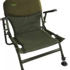 Angling Chair Accessories Aluminium Reclining Garden Chairs Uk Light Roving Tested Angler S Mail Trakker Compact