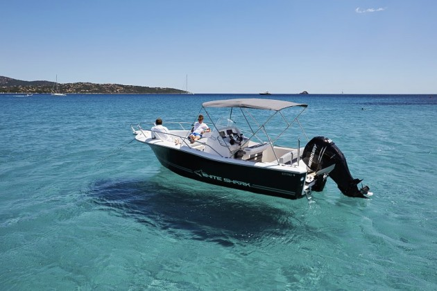 Fine Design Marine To Bring White Shark Boats To