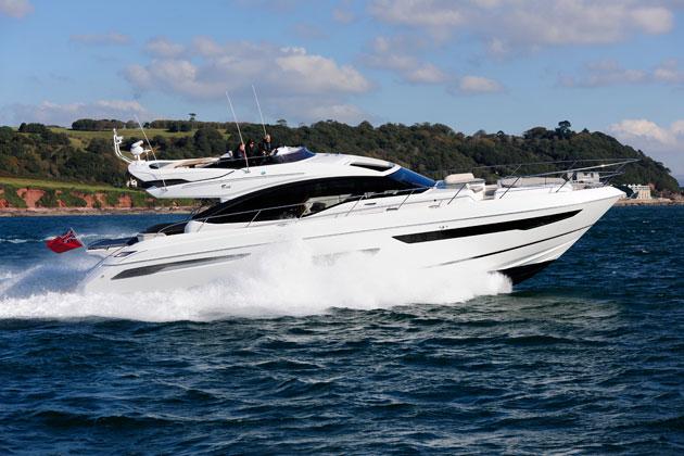Princess S65 Review Motor Boat Amp Yachting