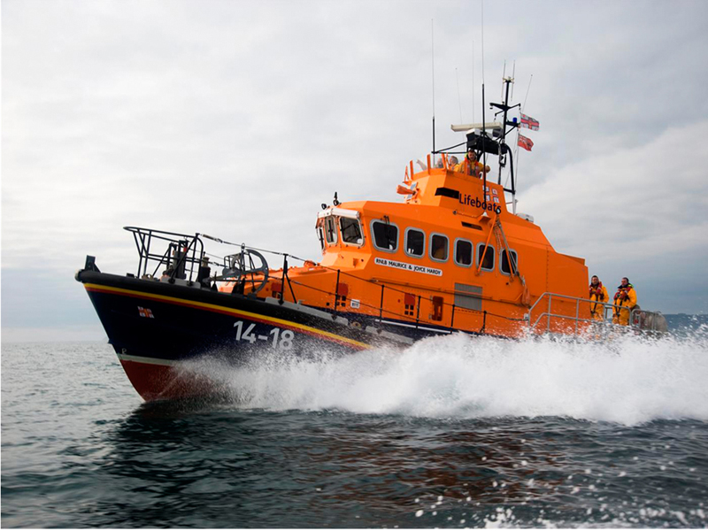 Two Sailors Rescued After Yacht Drifts In Storm