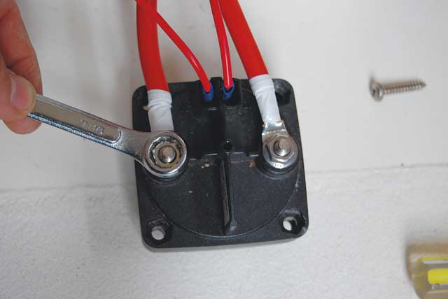 Battery Backup Besides 2 Alternator 3 Battery Isolator Wiring
