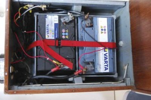 Charging two battery banks  Practical Boat Owner